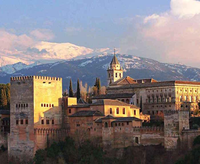 hostal barato alhambra