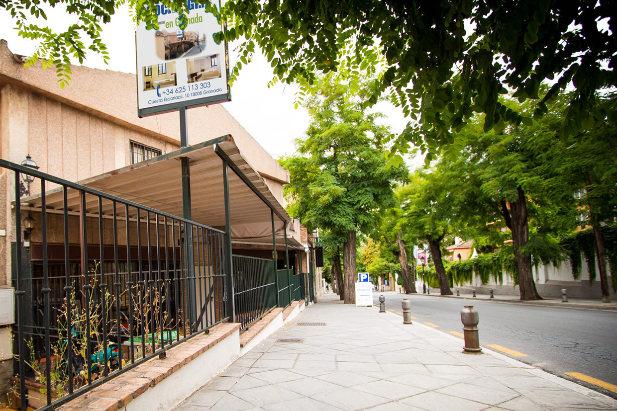 hostal pension granada bocanegra